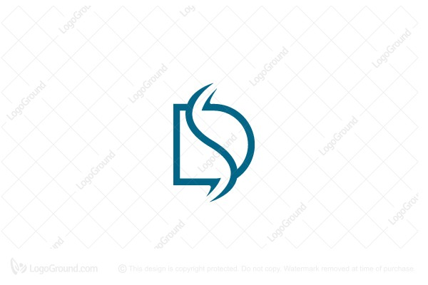 ds logo design logo