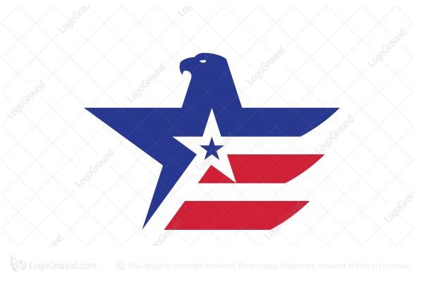 american star eagle logo rh logoground com flag logo quiz flag logo answer