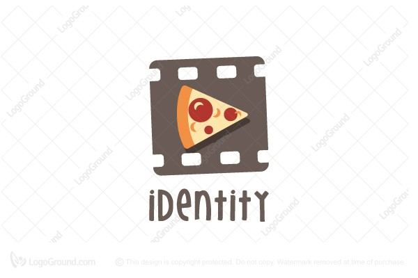Logo for sale: Video Pizza Logo