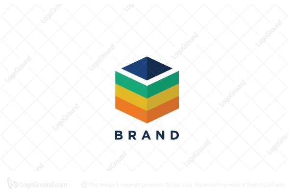 Logo for sale: Box Logo