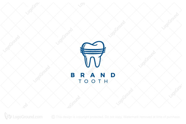 Logo for sale: Tooth Logo