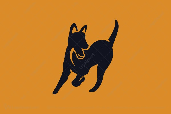 Logo for sale: Dog Run Logo