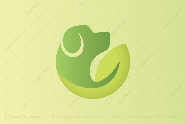 Logo for sale: Natural Dog Logo