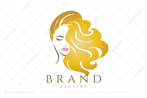 Glamorous Beauty Logo