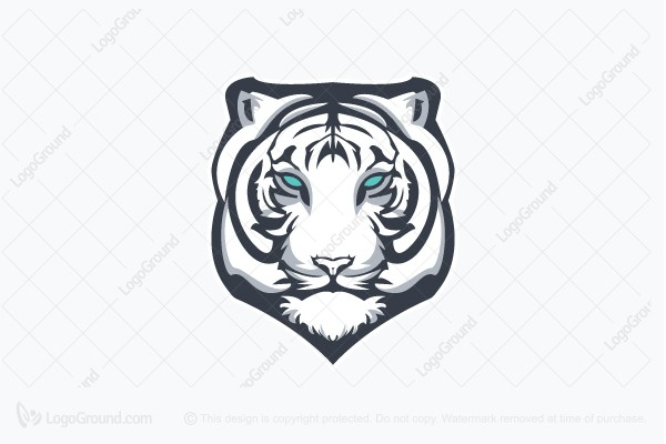 White Tiger Logo