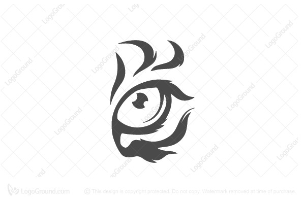 Logo for sale: Tiger Eye Logo