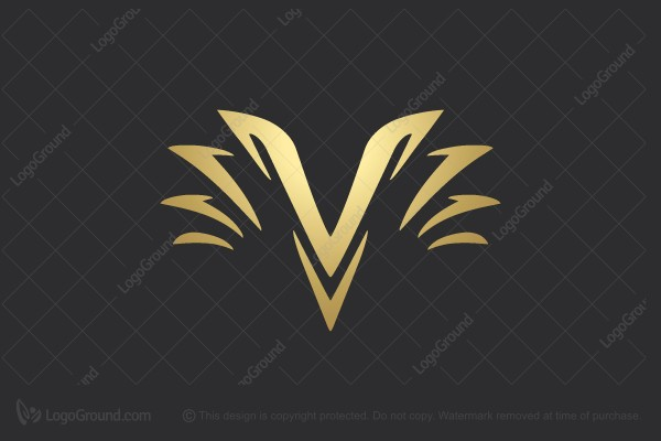 Logo for sale: The Vitorious Emblem Logo