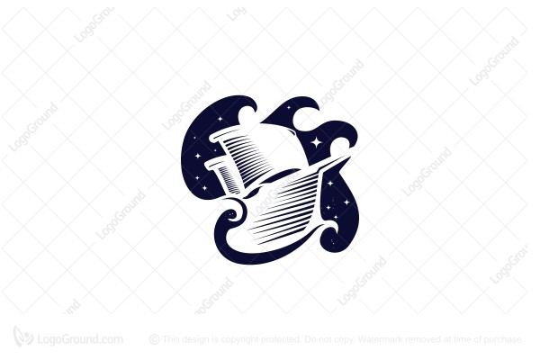 Logo for sale: Ship Explorer Logo