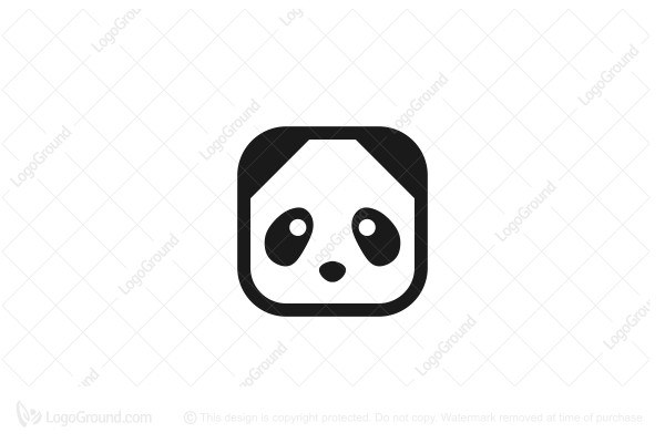 Logo for sale: Panda Logo