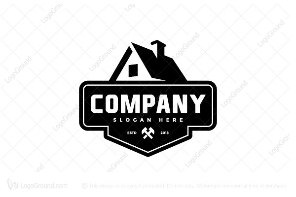 Logo for sale: Classic House Logo