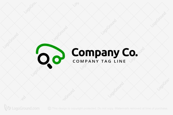 Logo for sale: Car Finder Logo
