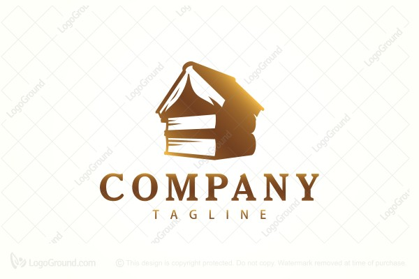 Logo for sale: Book House Publishing Logo