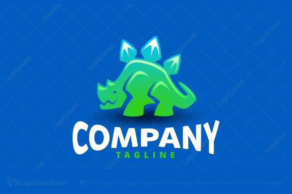 Logo for sale: Big Dino Logo