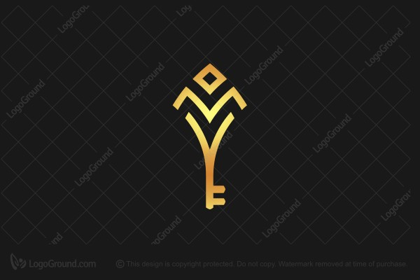 Logo for sale: Master Key Logo
