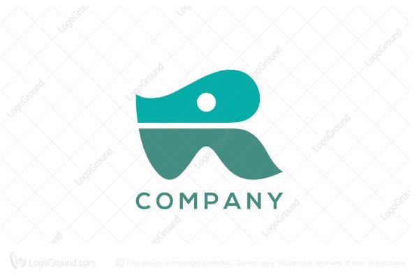 Cool Letter I Logo.Exclusive Logo 102476 Letter R Cool Nature Logo