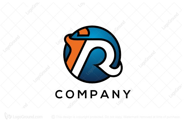Logo for sale: Letter Ir Logo