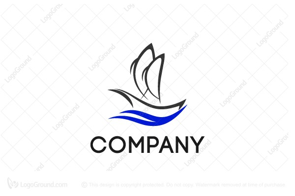 Logo for sale: Sea Sons Logo