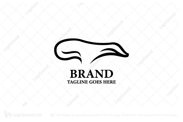 Logo for sale: Badger Logo
