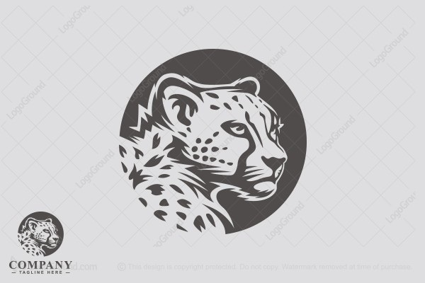 cheetah logo exclusive logo 79695 cheetah logo