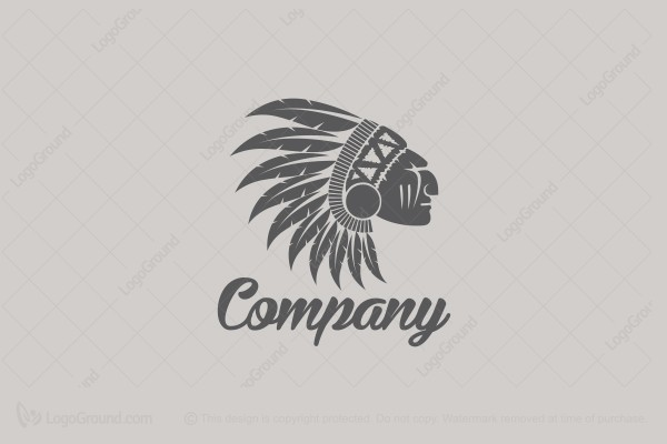 Logo for sale: Indian Logo