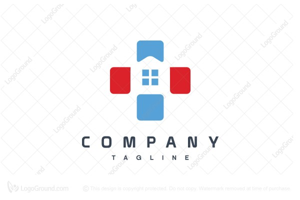 Logo for sale: Home Care Logo