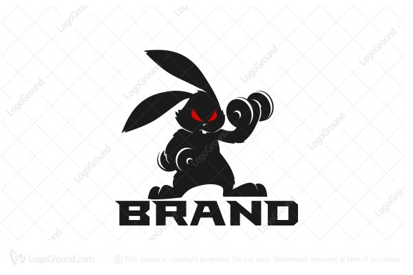Logo for sale: Rabfit Logo