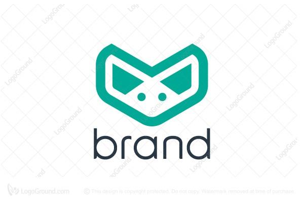 Fox Geometrical Logos for Sale