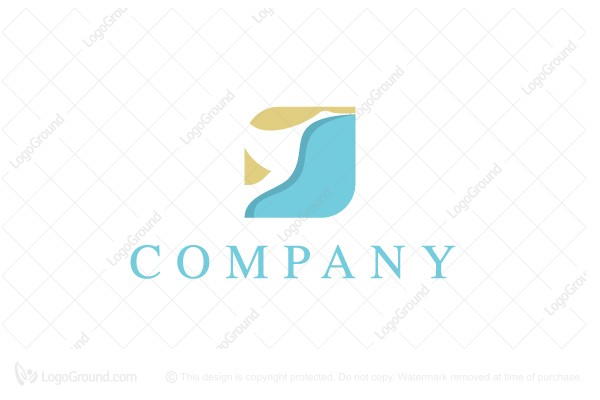 Logo for sale: Flying Swan Logo