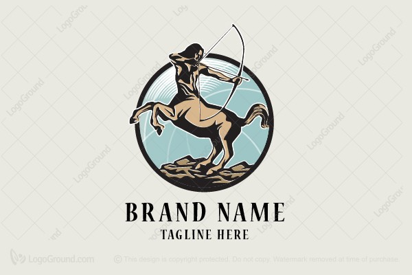Logo for sale: Centaur Logo