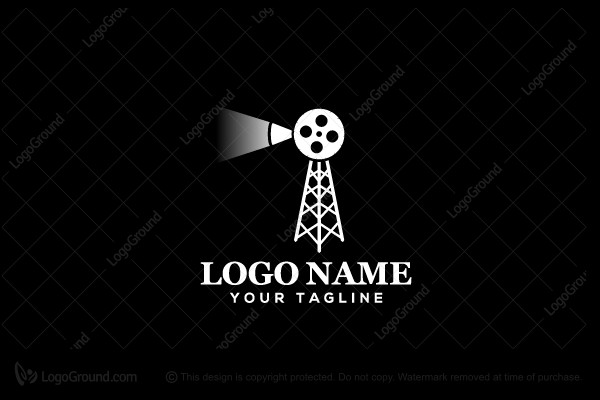 Logo for sale: Windmill Productions Logo
