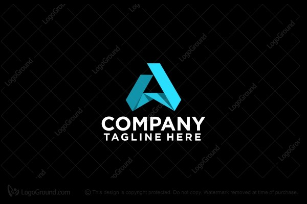 Logo for sale: Modern A Logo