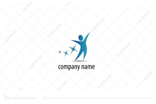 Happy Person Logo