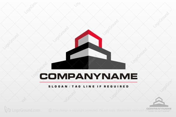 Logo for sale: Construction Logo