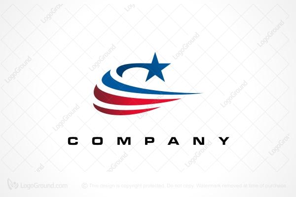 usa flag logo rh logoground com flag logos and names flag logo vector