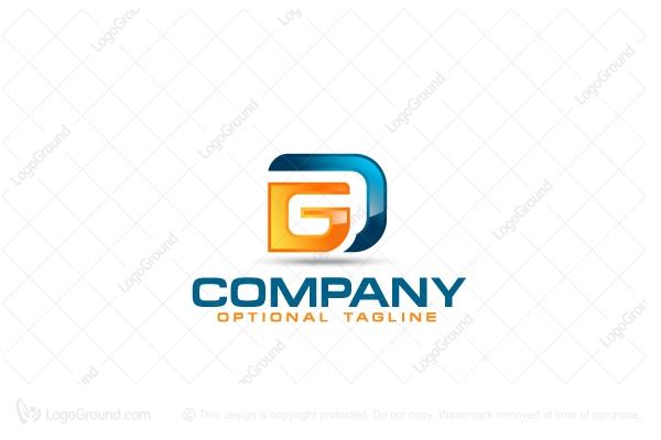 Dg sample letter logo logo for sale dg sample letter logo spiritdancerdesigns Gallery