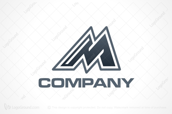 Logo For Sale M