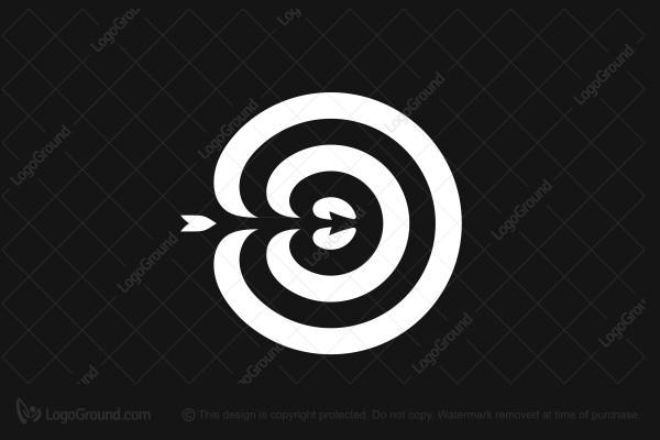Exclusive Logo 117081, Target Goal Logo