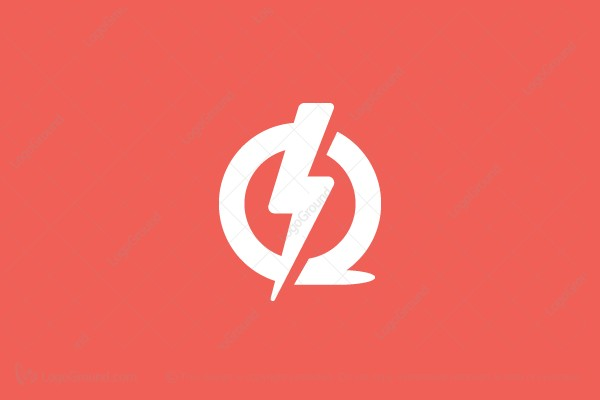 Logo for sale: Q Bolt Logo