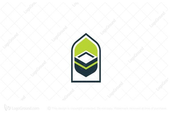 Kabah Makkah Logo