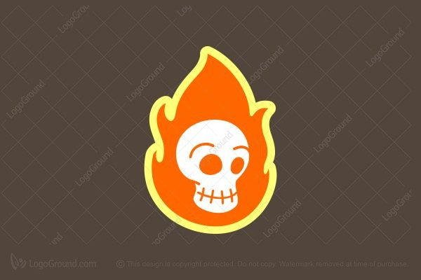 Logo for sale: Skull Logo