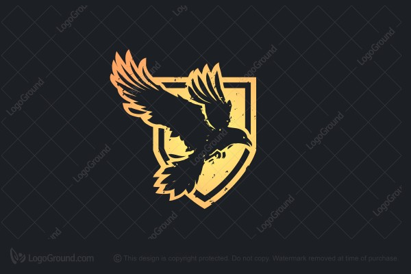 Logo for sale: Raven Guard Logo