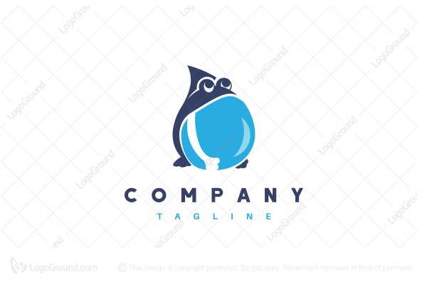 Logo for sale: Drop Toad Logo