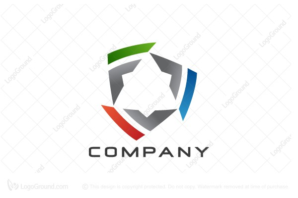 Logo for sale: Tripple F Abstract Logo