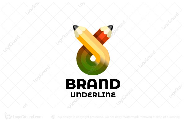 Pencils Logo Design