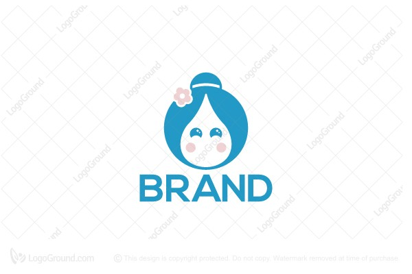 Logo for sale: Water Maid Logo