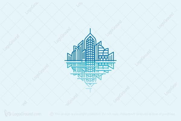 Logo for sale: Clon City Logo