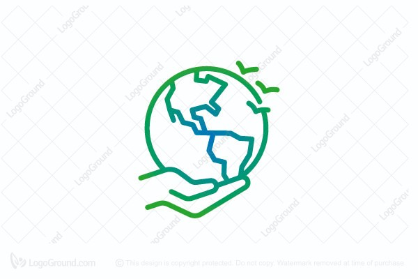 Logo for sale: Earth Care Logo