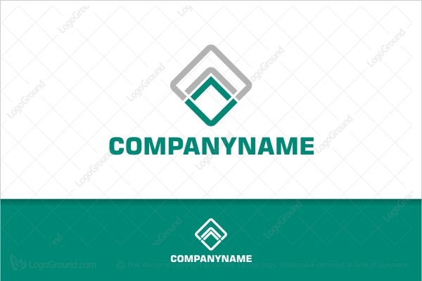Logo for sale: Diamond Roof Construction Logo