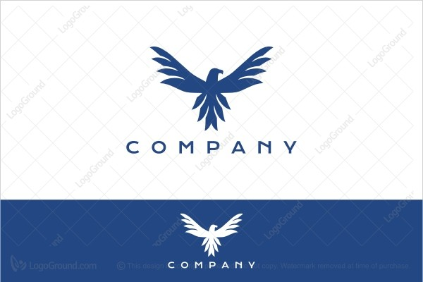 Logo for sale: Stylish Eagle Logo
