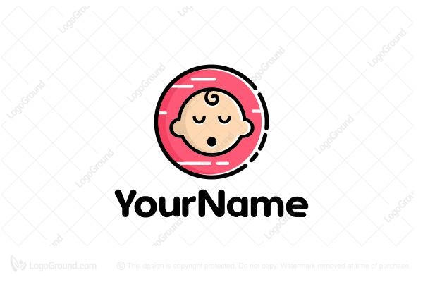 Logo for sale: Babies Logo